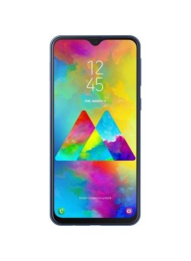 Samsung M205F Galaxy M20 32 Gb Mavi Cep Telefonu Mavi